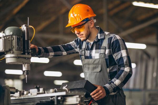 Prevenção de acidentes com máquinas e equipamentos